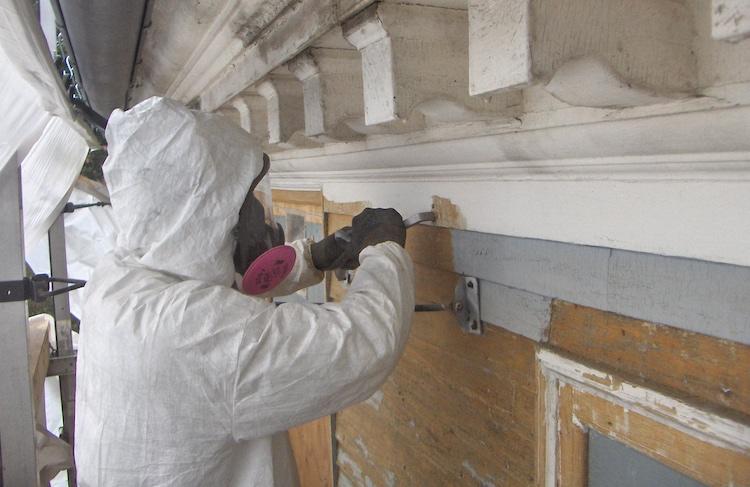 Air Clean Lead Paint Abatement Services Los Angeles CA
